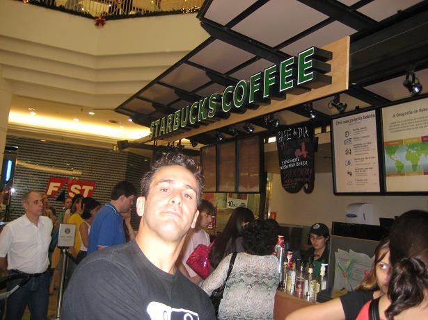 Gil @ Starbucks